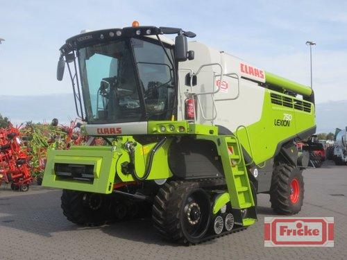 Claas Lexion 750 Terra Trac Year of Build 2018 Gyhum-Bockel