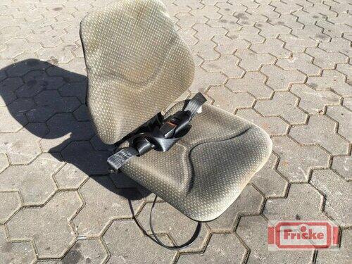 Claas - Mechanischer Sitz