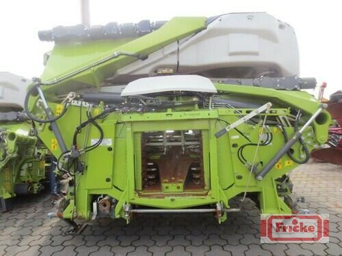 Claas Orbis 900 Ac Ts Pro Byggeår 2012 Gyhum-Bockel
