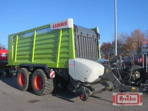 Claas Cargos 8400 anno di costruzione 2016 Gyhum-Bockel