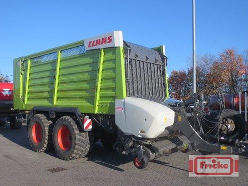 Claas Cargos 8400 Byggeår 2016 Gyhum-Bockel