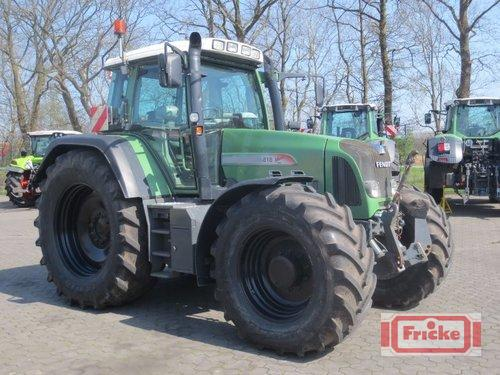 Fendt 818 Vario TMS Рік виробництва 2008 Gyhum-Bockel