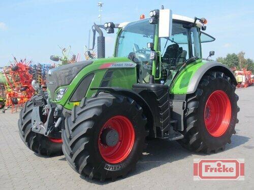 Fendt 724 Vario Profi Plus Baujahr 2017 Allrad