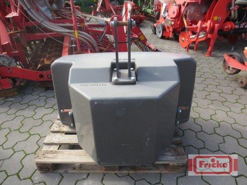 Claas Frontgewicht 2000kg Magnetit