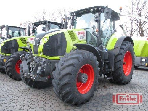 Claas Axion 870 Cmatic Bouwjaar 2017 Gyhum-Bockel
