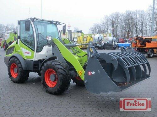 Claas Torion 639 Bouwjaar 2018 Gyhum-Bockel