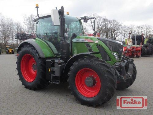 Fendt 724 Vario Profi Plus Year of Build 2017 4WD
