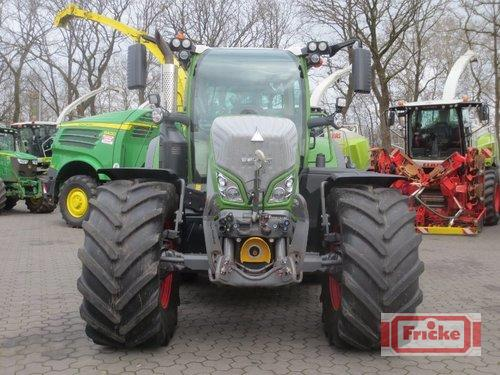 Fendt 724 Vario Profi Plus Год выпуска 2017 Gyhum-Bockel