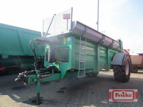 Samson Sp 15 Rok produkcji 2008 Gyhum-Bockel