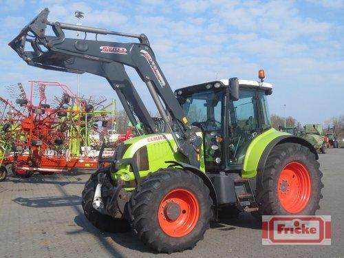 Claas Arion 630 CIS + Stoll FZ 60.1