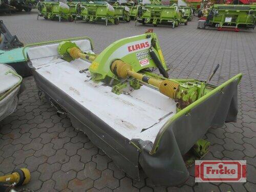 Claas Disco 3100 FC Profil Baujahr 2012 Gyhum-Bockel