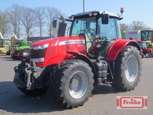 Massey Ferguson MF 7618 Dyna-6 Efficient Årsmodell 2015 4-hjulsdrift