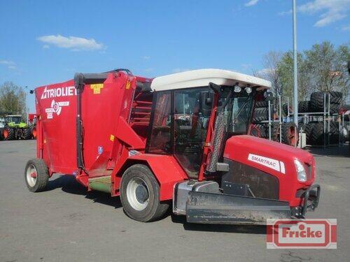 Trioliet Smartrac 1200 Vl Year of Build 2014 Gyhum-Bockel