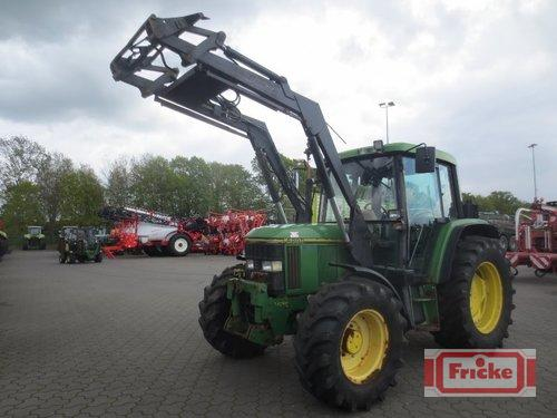 Traktor John Deere - 6200 POWR QUAD
