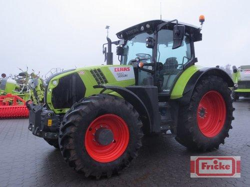Claas Arion 660 Cmatic CIS+ Årsmodell 2018 4-hjulsdrift