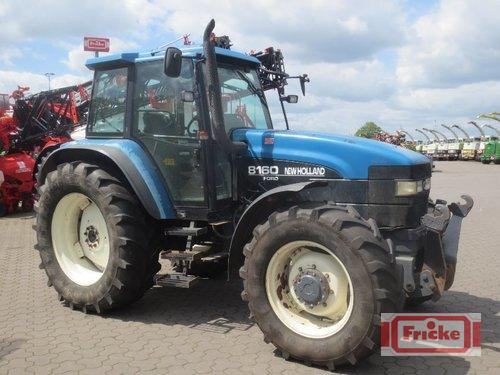 New Holland 8160 - Ford 8160
