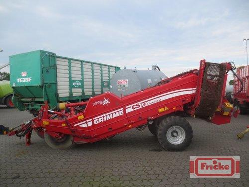 Grimme Cw 150 Combi Web Cs 150 Year of Build 2013 Gyhum-Bockel