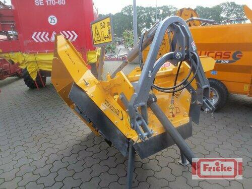 Dondi Dbr 65r/32 Grabenfräse Year of Build 2017 Gyhum-Bockel