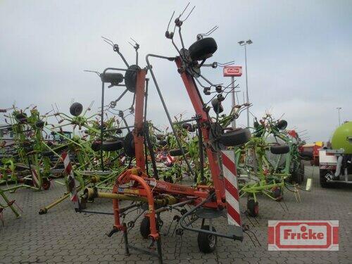 Vicon Fanex 763 Rok výroby 2000 Gyhum-Bockel