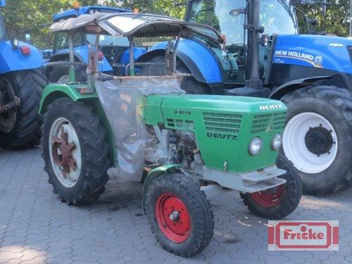 Deutz-Fahr D4006 Year of Build 1969 Gyhum-Bockel