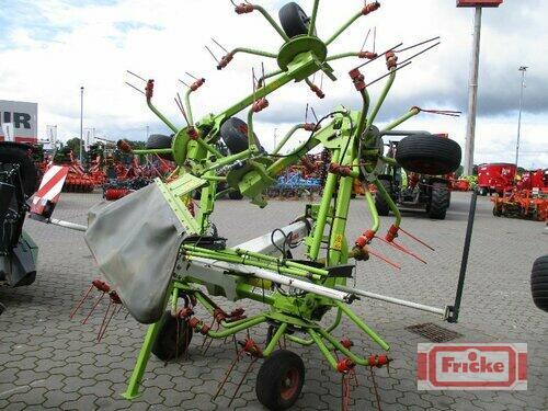 Claas Volto 800 Baujahr 2014 Gyhum-Bockel