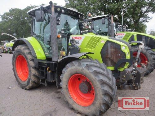 Claas Arion 650 Cebis Year of Build 2013 4WD