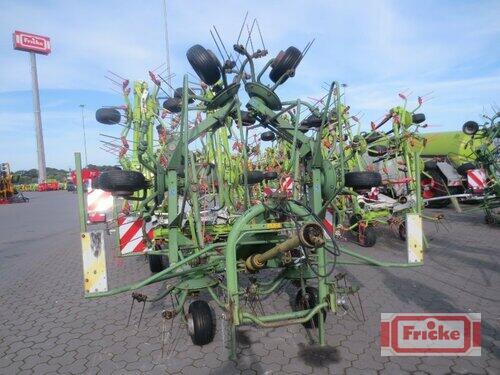 Krone KW 6.70/6 Año de fabricación 2002 Gyhum-Bockel
