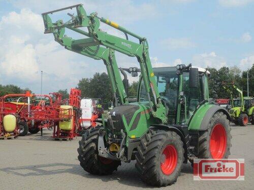 Fendt 313 Vario Profi Baujahr 2015 Gyhum-Bockel