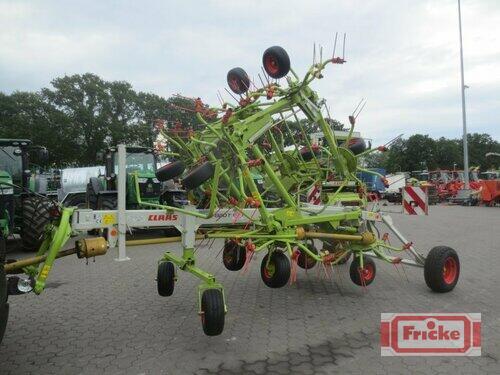Claas Volto 1320 T Anul fabricaţiei 2013 Gyhum-Bockel