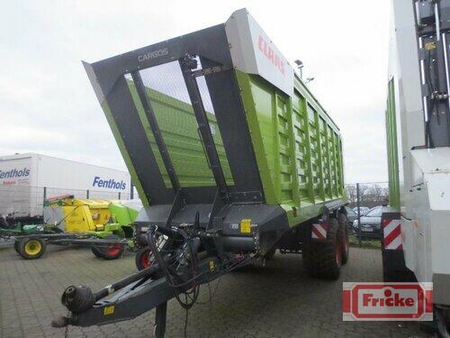 Claas Cargos 750 Årsmodell 2017 Gyhum-Bockel
