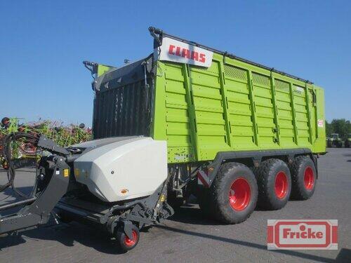 Claas Cargos 9500 anno di costruzione 2016 Gyhum-Bockel