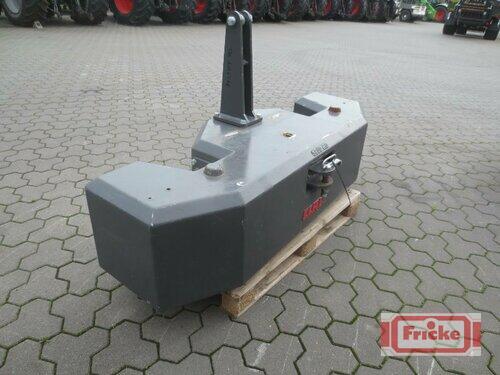 Claas 1800 KG Frontgewicht - Xerion
