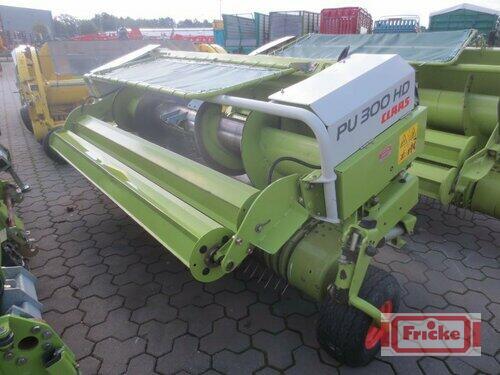 Claas PU 300 HD anno di costruzione 2005 Gyhum-Bockel