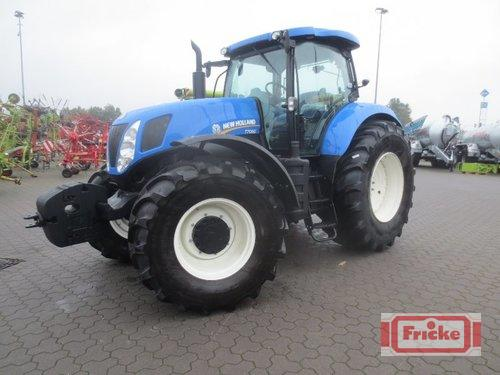 New Holland T 7060  Année de construction 2019 Gyhum-Bockel