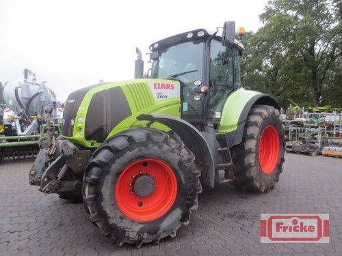 Claas Axion 810 CIS Bouwjaar 2011 Gyhum-Bockel