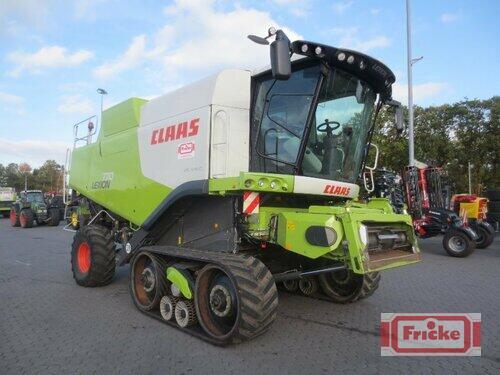 Claas Lexion 770 Terra Trac Year of Build 2011 Gyhum-Bockel