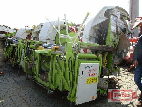 Claas RU 600 Auto CONTOUR