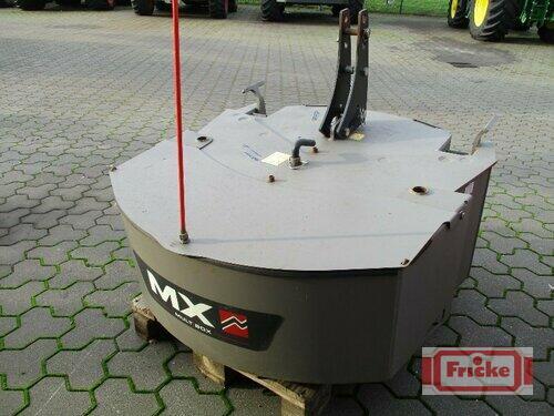 MX MX 600kg + 400kg Frontgewicht