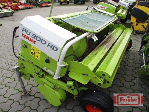 Claas PU 300 HD anno di costruzione 2006 Gyhum-Bockel