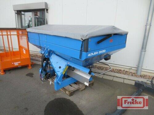 Rabe Adler Dx 20 Rok výroby 2018 Gyhum-Bockel