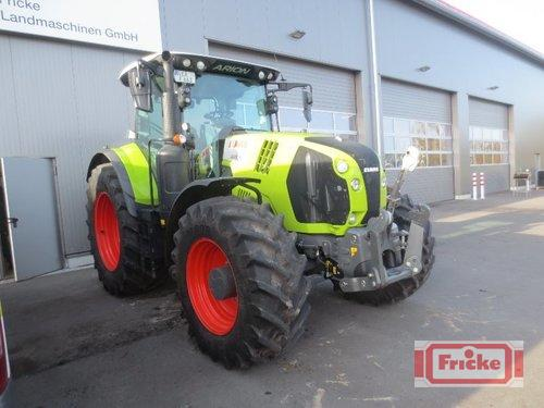 Claas Arion 660 Cmatic CIS+ Year of Build 2018 Gyhum-Bockel