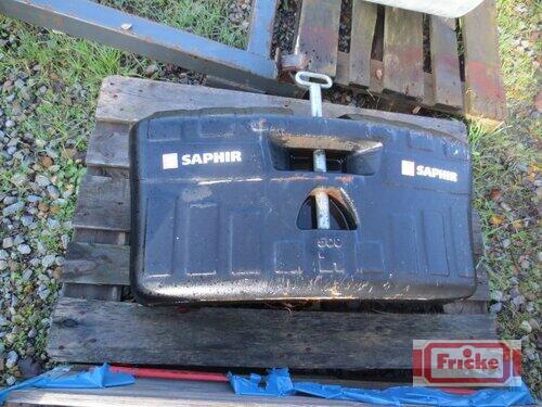 Saphir Mufo 500 Zusatzgewicht Gyhum-Bockel