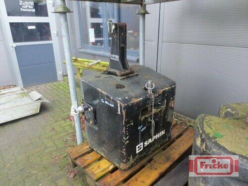 Saphir 1800kg Mufo Gyhum-Bockel