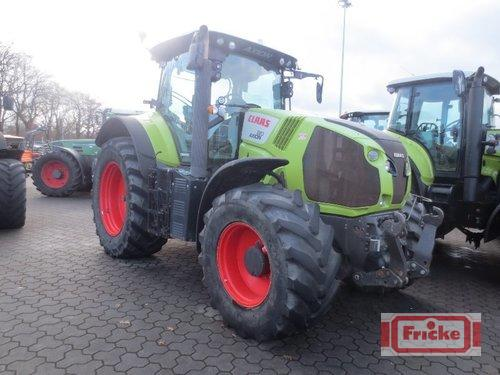 Claas Axion 810 Cmatic Årsmodell 2015 4-hjulsdrift