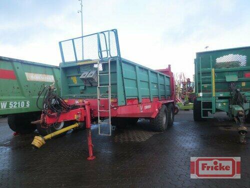 Farmtech Megafex 1400 Rok produkcji 2006 Gyhum-Bockel