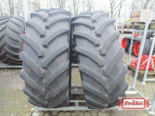 Trelleborg 2x 600/65r38 Kompletträder