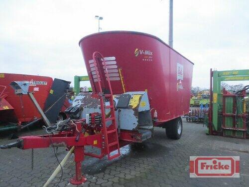 van Lengerich V-Mix 24cbm. anno di costruzione 2013 Gyhum-Bockel
