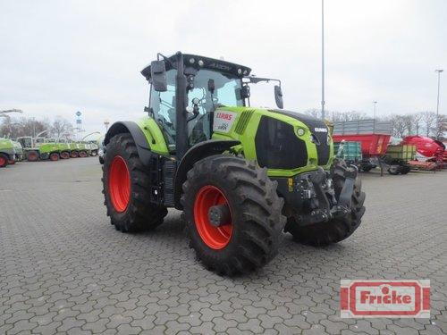 Claas Axion 850 Cmatic Cebis Årsmodell 2018 4-hjulsdrift