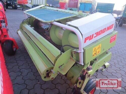 Claas PU 300 HD Rok výroby 2001 Gyhum-Bockel