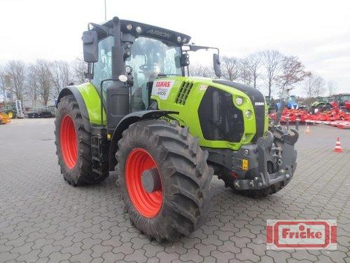 Claas Arion 660 Cmatic Cebis Année de construction 2019 Gyhum-Bockel